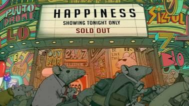 代生活深刻反思短片《幸福》